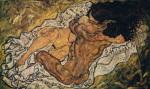 Embrace (Lovers II) 1917