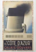Cote D'Azur 1931