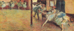 La Salle de Danse c.1891