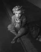 Marilyn Monroe - At home in Palm Springs