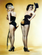 Marilyn Monroe and Jane Russell - Gentlemen Prefer Blondes