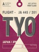 Destination - Tokyo