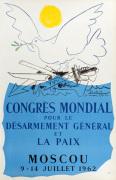 Congres Mondial pour le Desarmement General et la Paix 1962
