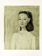 Portrait of Nush Eluard 1950