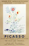 Bonne Fete Monsieur Picasso 1961