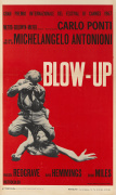 Blow-Up (italian - red)