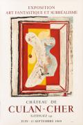 Château de Culan-Cher 1969