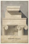 Athens Erechtheum Ionic order