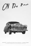 On the Road: An Artist Book of the Classic Novel by Jack Kerouac (Poster B)