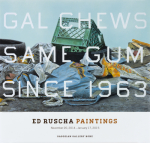 Gal Chews Same Gum Since 1963