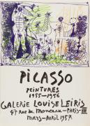 Galerie Louise Leiris 1957