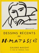 Dessins Recents 1952