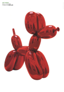 Balloon Dog (Red) (2012)