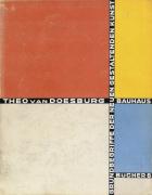 Book cover: 'Grundbegriffe der Neuen Gestaltenden Kunst'