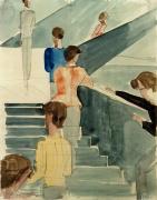 Bauhaus Stairs 1931