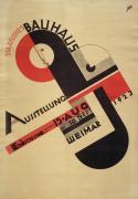 Staatliches Bauhaus Ausstellung Weimar 1923