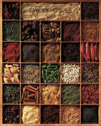 Spices (large) by Atelier