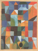 Cityscape with Yellow Windows by Paul Klee