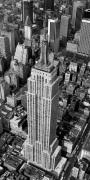 Empire State Building, New York - 1978 by Rene Burri