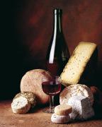 Fromage et vin rouge by Sucré Salé