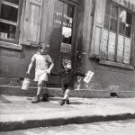 Rue Marcellin Berthelot Choisy-le-Roi 1945