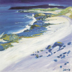 Beach of the Seat, Iona by John Lowrie Morrison