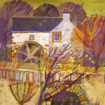 Autumn Garden by George Birrell