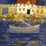 Low Tide, Fife by George Birrell