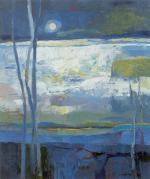 Soft White Blanket by Kirsty Wither