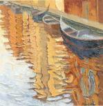 Venice Façade Reflections