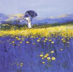 Lombardy Fields by John Horsewell