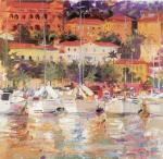 Yachts from Monaco by Peter Graham