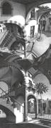 Up & Down by M.C. Escher
