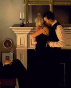 Beautiful Losers II (Detail) by Jack Vettriano