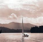 Upper St Regis Lake by Michael Kahn