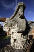 Ancient Roman Ruins by Richard Osbourne