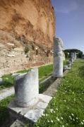 Ostia - Roman Ruins by Richard Osbourne