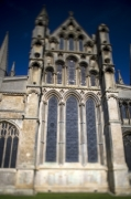 Ely Cathedral by Richard Osbourne