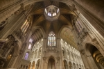 Ely Cathedral Interior by Richard Osbourne