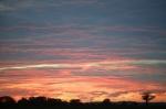 Norfolk Sunset by Richard Osbourne