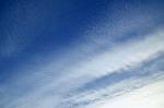 Cirrus Clouds by Richard Osbourne