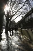 London - Sunshine After Rain