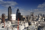 The City - Panorama by Richard Osbourne