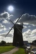 Horsey Windmill, Norfolk I by Richard Osbourne