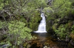 Scottish Waterfall I