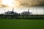 RAF Jaguars by Richard Osbourne