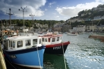 Fishing Boats - Cornwall by Richard Osbourne