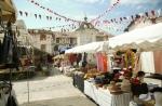 French Market by Richard Osbourne