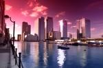 Canary Wharf - II by Richard Osbourne