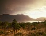 Spring Dawn Torridon Scotland